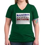 RAMIRO for dictator Shirt
