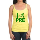 I Run PRE Ladies Top