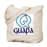 Cute Hispanic Tote Bag