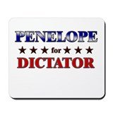 PENELOPE for dictator Mousepad