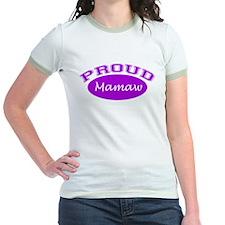 Proud Mamaw (purple) T