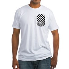 checkered number 9 Shirt