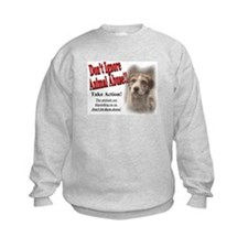 Don't Let Them Down! Sweatshirt