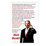 Heil Bush Political Postcards (8)