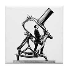 Telescope Tile Coaster