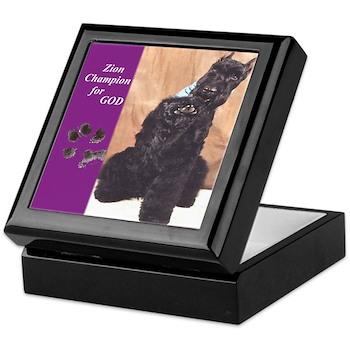 Zion's Keepsake Box
