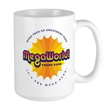 MegaWorld Theme Park Mug