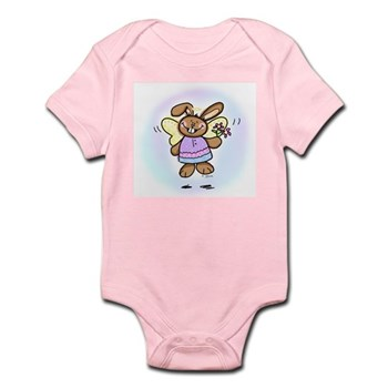 Easter Angel Infant Creeper