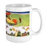 The Aeroplane Large Mug