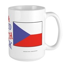 Proud Czech Chick Mug