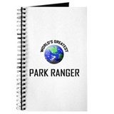 World's Greatest PARK RANGER Journal