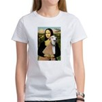 Mona / Greyhound (f) Women's T-Shirt