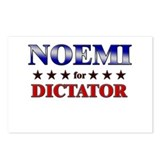 NOEMI for dictator Postcards (Package of 8)