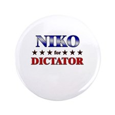 "NIKO for dictator 3.5"" Button"