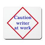 Writer at Work Mousepad