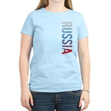 Russia Stamp T-Shirt