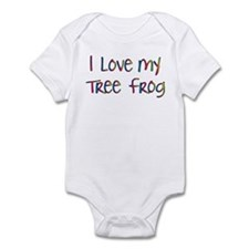 Tree Frog Infant Bodysuit