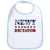 NEWT for dictator Bib