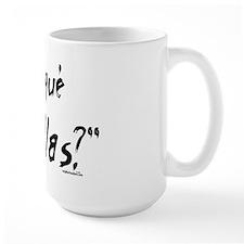 Por qué no te callas? Mug