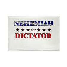 NEHEMIAH for dictator Rectangle Magnet