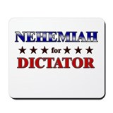 NEHEMIAH for dictator Mousepad