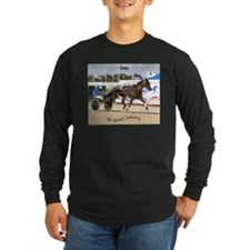 Be Good Johnnymousepad Long Sleeve T-Shirt