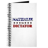 NATHALIE for dictator Journal