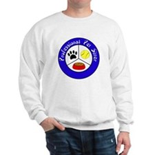 Professional Pet Sitter Crest Jumper