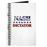 NASH for dictator Journal