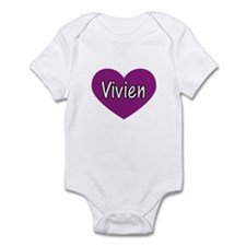 Vivien Infant Bodysuit