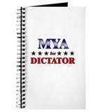 MYA for dictator Journal