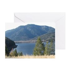 Canadian Rockies Greeting Cards (Pk of 10)
