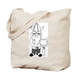 Cranky Dwarf Tote Bag