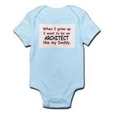 Architect (Like My Daddy) Infant Bodysuit