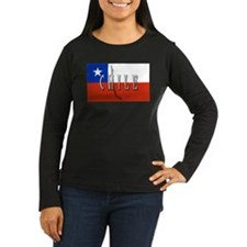 Chile Flag Extra T-Shirt