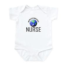 World's Greatest NURSE Infant Bodysuit