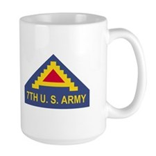 7th Army Spec 4<BR> 15 Ounce Mug