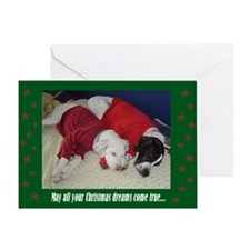 """Christmas Dreams"" Holiday Greeting Card"