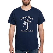 Tikkun Olam Repairing the Earth T-Shirt (8 Colors)