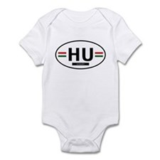 Hungary 2F Infant Bodysuit