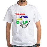 Yuliana Lives for Golf - Shirt
