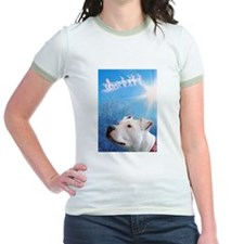 Funny Pitbull christmas T