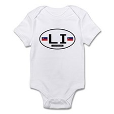 Lichtenstein 2F Infant Bodysuit