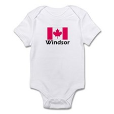 Windsor Infant Bodysuit