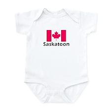 Saskatoon Infant Bodysuit