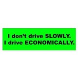 Eco Friendly Bumper Stickers!