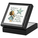 Cute Friend Keepsake Box