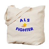 Cute Amyotrophic lateral sclerosis Tote Bag