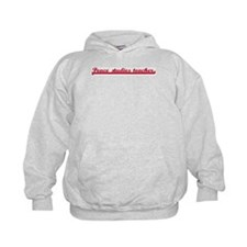 Peace studies teacher (sporty Hoodie