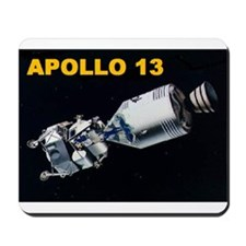 Unique Apollo 13 Mousepad